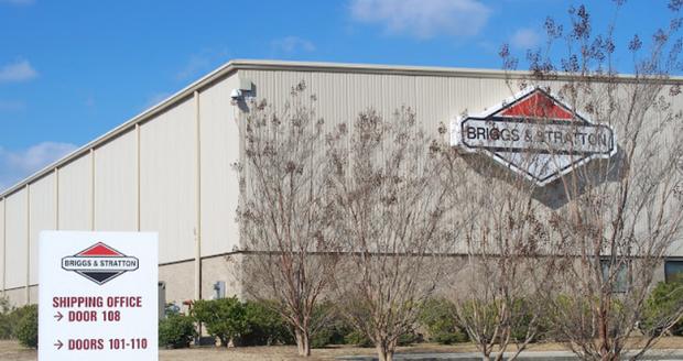 Завод Briggs&Stratton